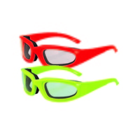Avanti Onion Goggles - Red