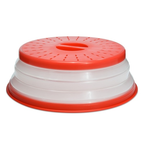Tovolo Microwave Collapsible Food Cover - 26cm Diameter