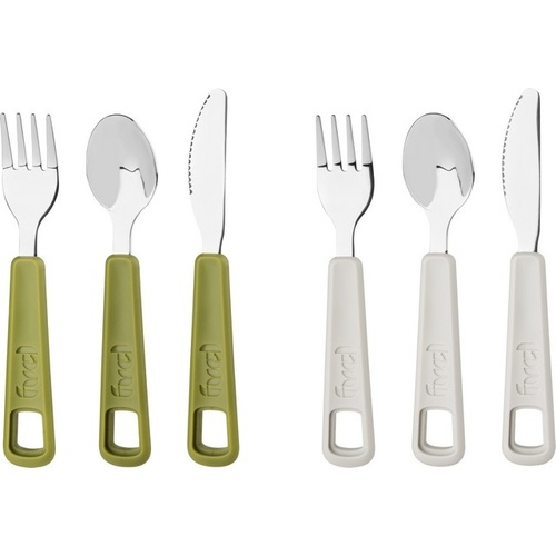 Fuel 3 Piece Snap Cutlery Set