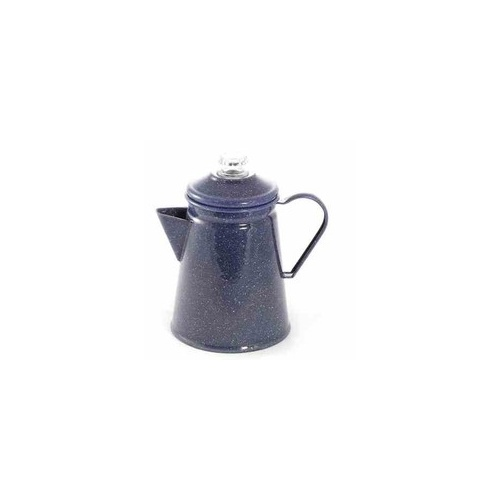 Falcon Enamel Coffee Percolator 1.9L - Blue