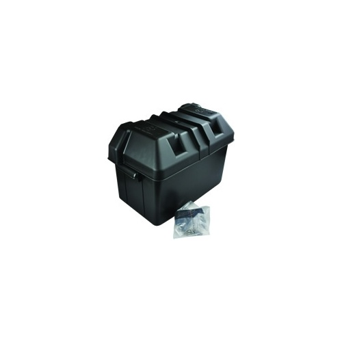 BAINTECH Large Battery Box - 18.5(W) x 32.5(L) x 20(H)cm
