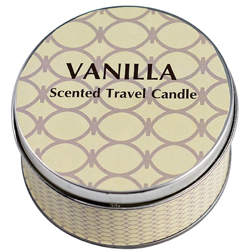Envirotrend Scented Travel Candle - Vanilla