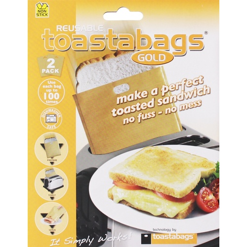 Toastabags - Pack of 2
