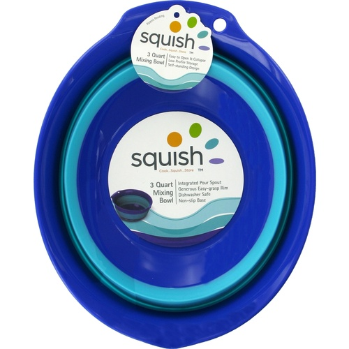 Squish Collapsible Mixing Bowl 2.8L