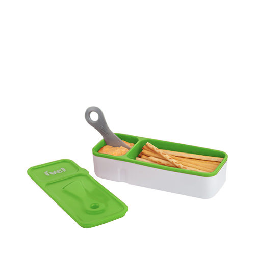 Fuel Snack'N Dip Container - Green