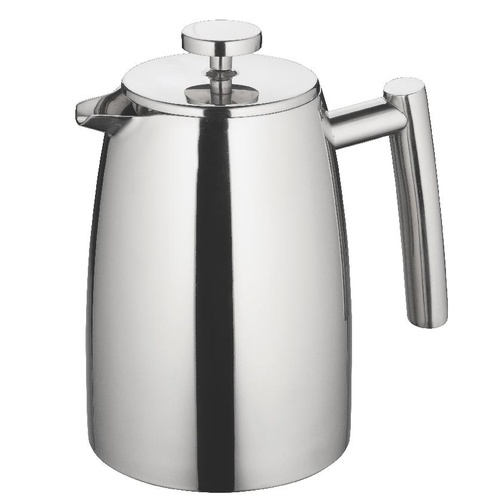 Avanti Modena Stainless Steel Twin Wall Coffee Plunger 800ml