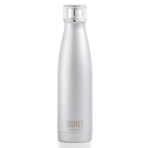 Built NY 17oz Perfect Seal Vacuum Insulated Water Bottle (500ml)