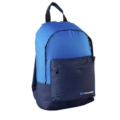 Caribee Campus Backpack - Dress Blue/Blue