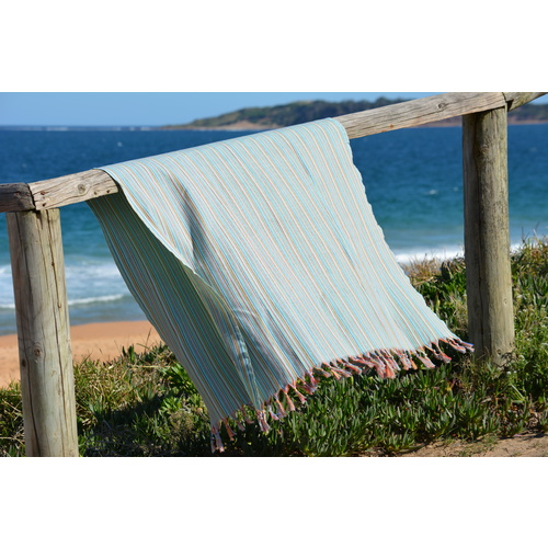 Compact Lifestyle Beach Party Turkish Towel – Aruba