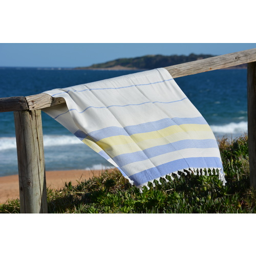 Compact Lifestyle Sea Dream Turkish Towel – Seashore